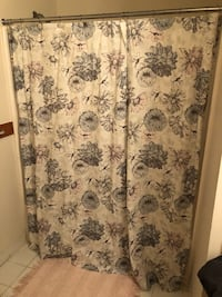 Shower Curtain + Matching Rugs Shelby Township, 48316