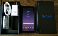 Galaxy Note 8 UNLOCKED 64GB (Like-New)  Arlington