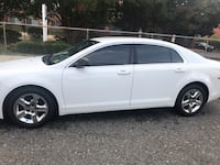 Chevrolet - Malibu - 2012 Washington