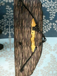 Browning Bow 70lb Test with case. Delton, 49046