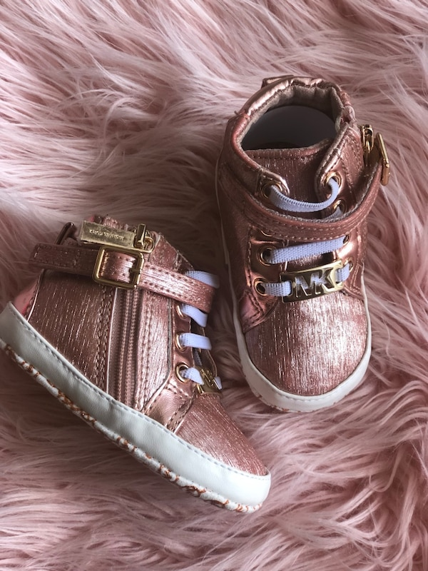 Michael Kors infant shoes