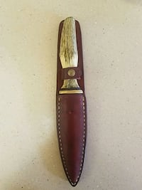 Antique Hand-forged hunting knife Maple Grove, 55369