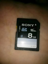 Sony(8GB) memory card(SERIOUS BUYERS ONLY) Bristol