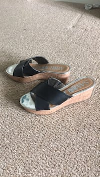 Sam&libby fashion sandals - never worn Calgary, T2T 6C3