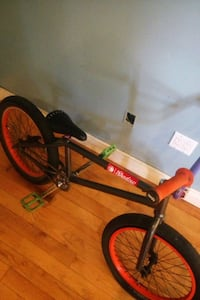 Selling custom we the people bmx
