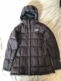 TNF Women's Down Jacket - Size M 33 km