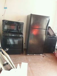 black and gray home appliance New York, 10025