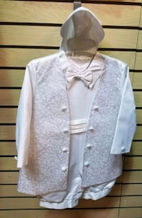 3-piece baby boy christening outfit Vaughan, L6A 3L9