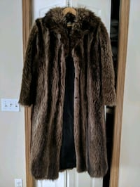 Vintage long fur coat Calgary, T3K 0J5
