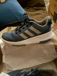 13k or size 1 blue adidas Running shoes