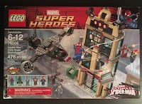 LEGO Super Heroes Spider-Man: Daily Bugle Showdown Set 6860 - NEW AND UNOPENED Toronto, M6P 1Z5