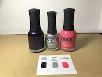 3 Orly Polishes  Drexel Hill, 19026
