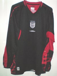 England New Umbro Rare Goalkeeper Jersey 2003-2004