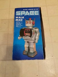 1960's battery operated robot. Ringgold, 30736