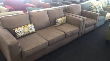 Sofa & Chair Set