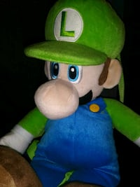 Luigi backpack. Brand new with tags Oak Lawn, 60453