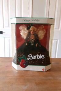 Barbie Collector Doll ---at least 30 years old Leesburg