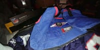 blue and red duffel bag Rockville, 06066