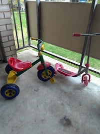 Tricycle scooter for toddler Fairfax, 22031