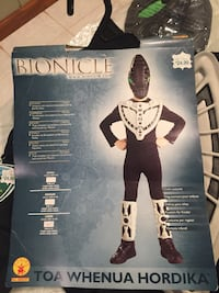 Bionicle costume Large 12-14 Orland Park, 60462