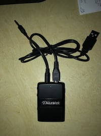 Aux to Bluetooth adapter