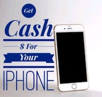 We buy iPhones!!!  Pensacola, 32503