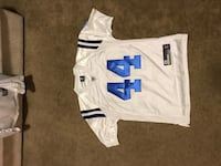 white and blue NFL jersey shirt Hagerstown, 21742
