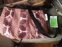 Too cute tote purse New with tags