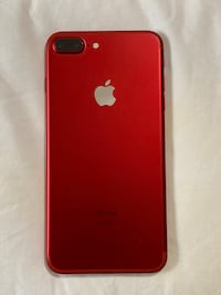 iPhone 7 PLUS product red Toronto, M9L 2G2