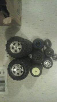Hi savage wheels ss and x model,and various other