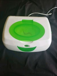 white and green wipes warmer District Heights, 20747