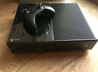Xbox One with controller and cables.  Fort Worth, 76131