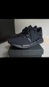 Adidas NMD R1 Japan Triple Black Oslo, 0179