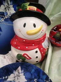 Cookie jar, Frosty the snowman