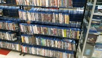 Blue rays movies assorted
