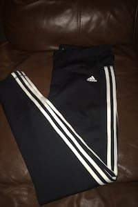Adidas 3 stripes tights/leggings size XL women's brand new with tags Toronto, M5A 4A8