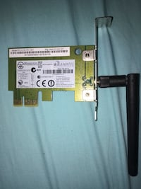 WiFi Adapter - PCI E - 2.4GHz - 150Mbps Winnipeg, R2P 1R9
