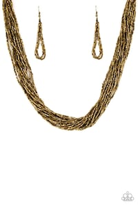gold-colored chain necklace Woodbury, 08096
