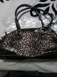 black leather handbag Bullhead City, 86442