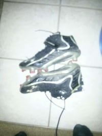 under armour football cleats size 9.5
