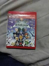 Sony PS3 Kingdom Hearts game Baxter Springs, 66713