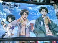 (6) Japanese Anime Wall Decor(s) Sterling Heights