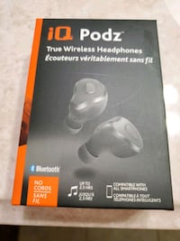 Brand new wireless earbuds Pitt Meadows, V3Y 1M8