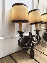 Matching pair of sconces  Mississauga, L5G 3G6