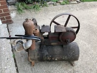 Vintage water pump, Delco Appliance Corp