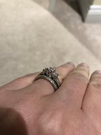 14k white gold engagement ring Leesburg, 20176