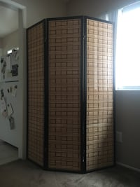 folding screen / room divider San Diego, 92109