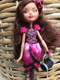 girl doll in black and pink dress Antioch, 94531
