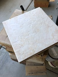 12x12 tile 3 boxes of 11  Lincoln, 95648