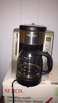 Coffee Maker Toronto, M2L 2S8